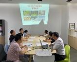 广东欧凡家具有限公司FSC-COC培训现场