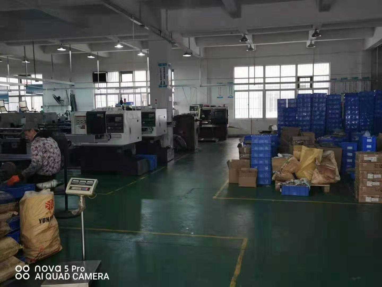 惠州旭鸿五金厂顺利通过了lSO9001:2015体系认证审核